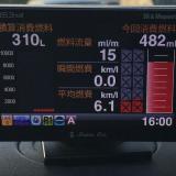 【ガソリン代節約術】車の燃費が悪化しない暖房の使い方